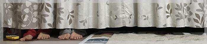 洗濯工房ラスカルカーテン・シェード・暗幕クリーニング