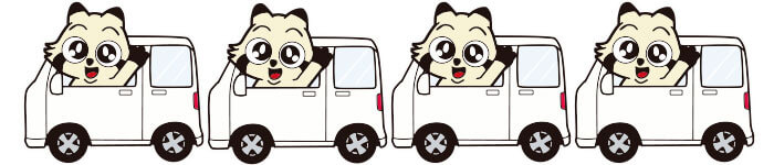 洗濯工房ラスカルクリーニング選べる3つのデリバリーサービス